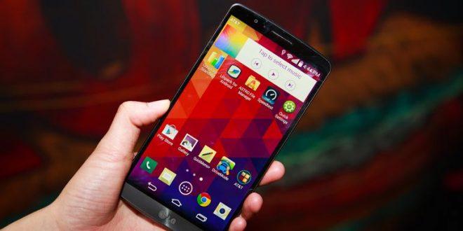 LG G3 Ekran Değişimi