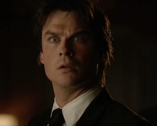 The Vampire Diaries Final Fragmanı: Damon ve Elena Sonunda Birlikte