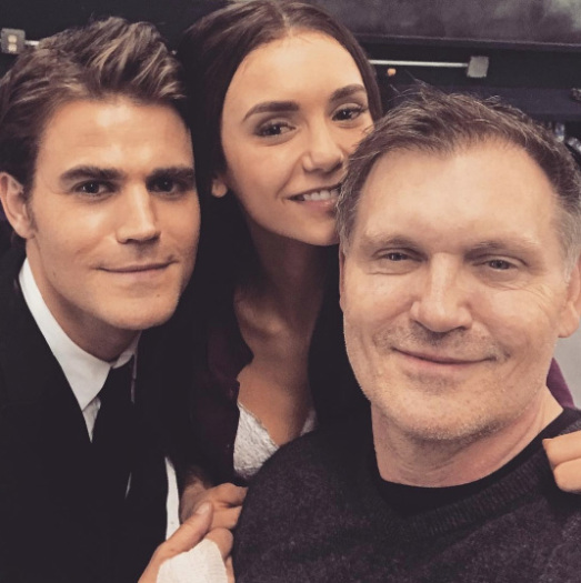 The Vampire Diaries Finalinde Elena Dönüyor
