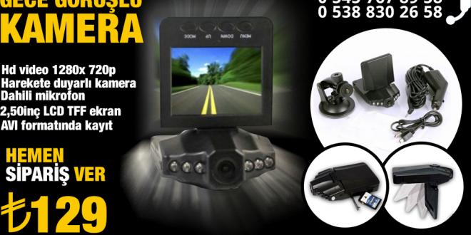 Gece Görüşlü Araç Kamerası Fiyatları