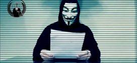 Anonymous: NASA Uzaylıların Varlığını Açıklamak Üzere!
