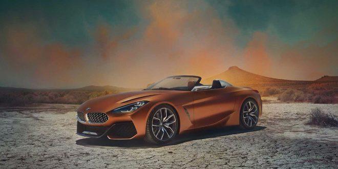 Karşınızda İlk Detaylarıyla Tasarım Harikası BMW Z4