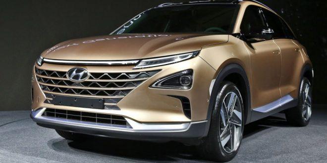 Hyundai'den 580 Kilometre Menzile Sahip Hidrojen Yakıtlı SUV